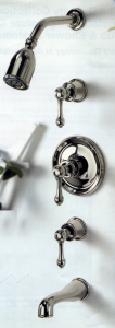 Thermostatic Tub and Shower Set 1215-109