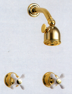 Two Valve Shower Set 110-12