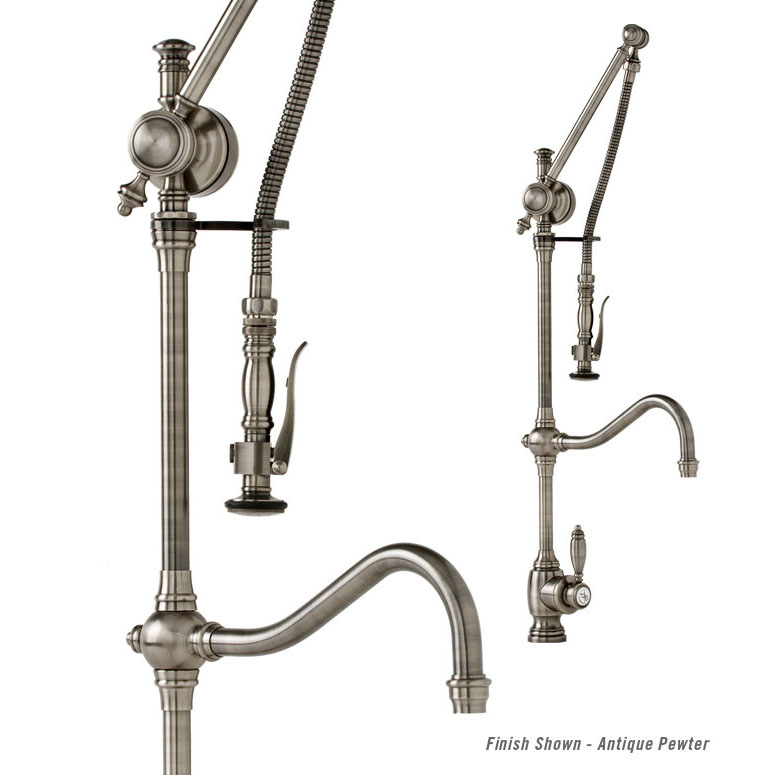 Gantry Faucets