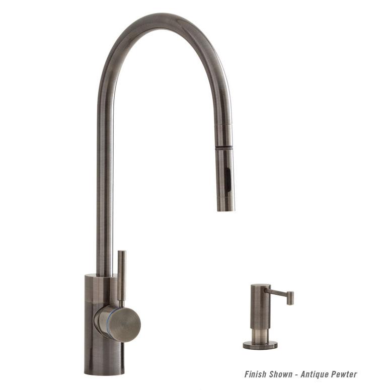 Pull Down Faucet 5300 - Designer\'s Brass Inc.